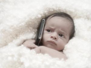 赤ちゃん携帯