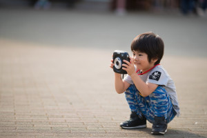 子供カメラ